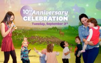 10th Anniversary Celebration!