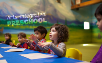Arts-integrated preschool