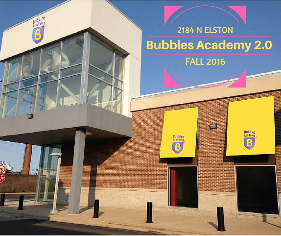 On the Move – Big News from Bubbles Academy!