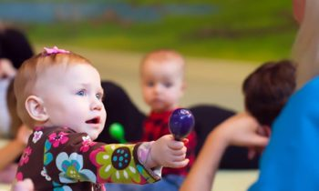 5 Benefits of Baby Music and Sensory Classes