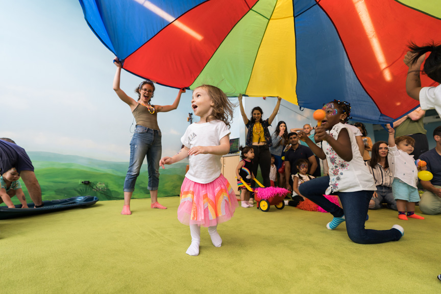 Open Play Parties An Birthday Party