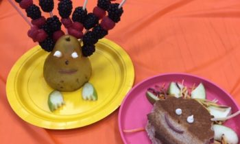 Thanksgiving Recipes for Kids!