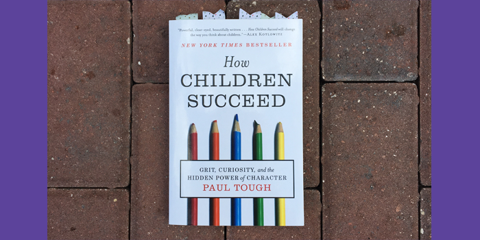 Bubbles Academy Book Rec for Grown-ups: How Children Succeed by Paul Tough