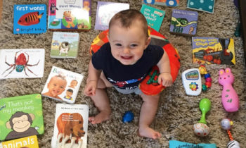 Reading Tips and Children's Book List from a Speech Pathologist