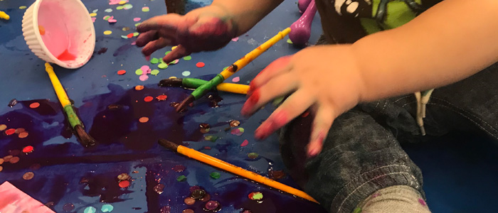 3 Reasons why you should embrace Artistic Mess