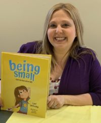 Being Small book by Lori Orlinsky