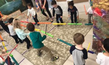Preschool ready! Independent tasks your child should be working on