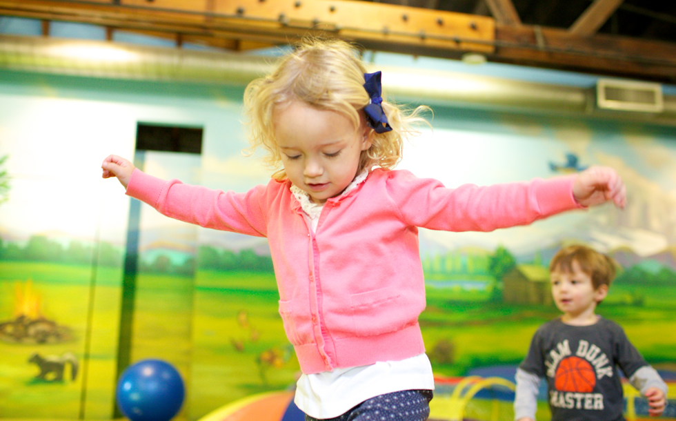 Spatial Awareness Activities for Smooth Moving