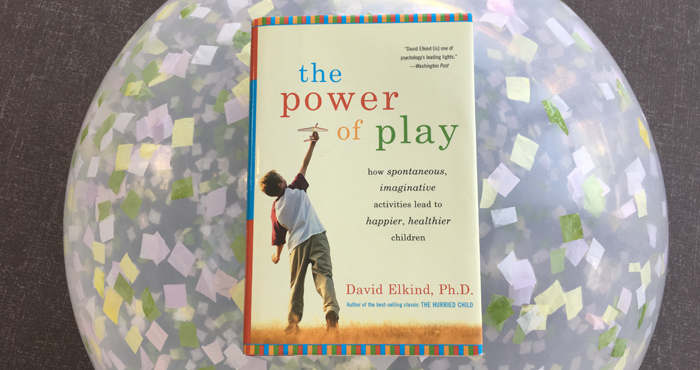 Bubbles Academy Book Recs for Grown-Ups: The Power of Play by David Elkind, Ph.D.