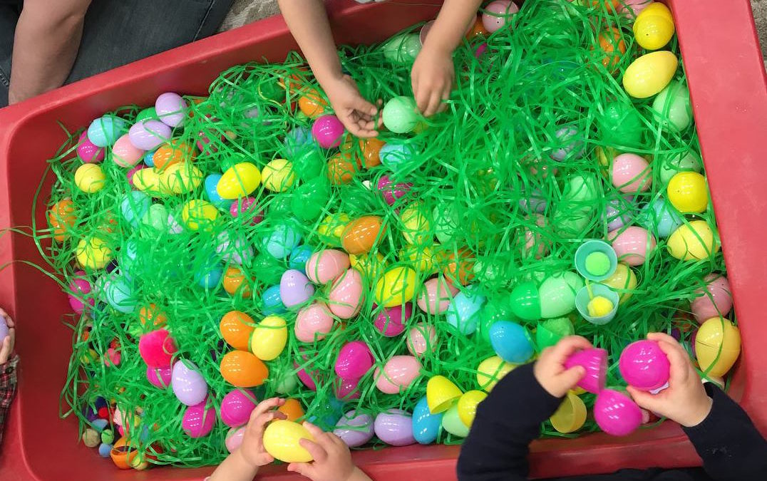 Easter fun at home: Activities to bring in Spring!